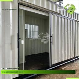 Título do anúncio: Casa de Campo em Container