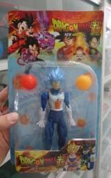 Nova Coleção de Bonecos Dragon Ball Z 14cm