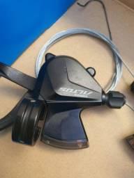 Passador 21 Velocidades Ef500 Shimano Altus semi novo