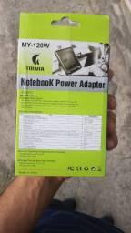 Carregador notebook portatil
