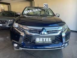 Pajero sport HPE 2.4 diesel 2020 com 16.000km imperdivel