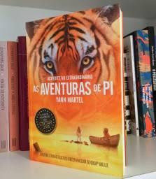 As aventuras de Pi . livro usado em otimo estado