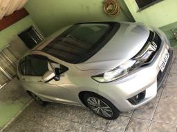 Vendo Honda fit automático 2015/2015 valor 49.900