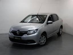 Renault Logan Expression 1.6 Flex Prata