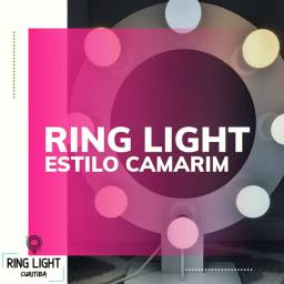 Ring Ligth  Luz Auxiliar Foto Filme Lives