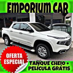 TANQUE CHEIO SO NA EMPORIUM CAR!!! FIAT TORO 1.8 AUTOMÁTICO FREEDOM ANO 2018