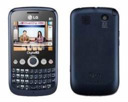Celular com teclado LG-X350