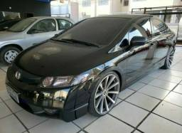 Honda Civic Civic 1.8 LXS 16V FLEX 4P MANUAL