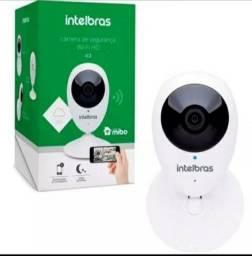 Câmera de segurança  HD Wi-Fi intelbras/ Instalação inclusa