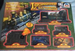 Locomotiva Expresso Braskit Antiga