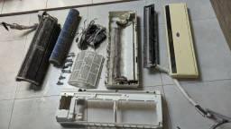 Limpeza ar condicionado e instalação