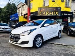 Hyundai hb20s 2017 completo + gnv