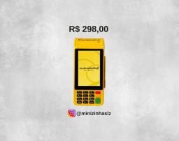 Maquina de cartão Moderninha Pro2