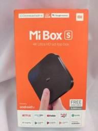 Mi Box S da Xiaomi..Transforme sua TV com alta qualidade.. até 399 canais