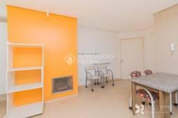 Apartamento à venda com 1 dormitórios em Jardim botânico, Porto alegre cod:285584