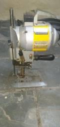 Máquina corte tecido industrial 7 polegadas