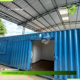 Sua Casa para Sítio - Super Segura - Container