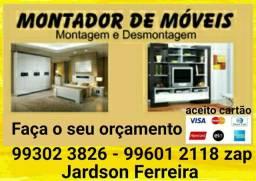 Montador de móveis.  Belém e região