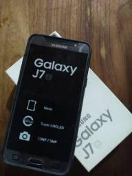 J7 Galaxy metal
