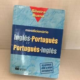 Minidicionário Inglês - Portugês