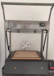 Máquina de vacuum forming - thermoformagem