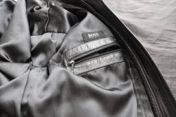 Jaqueta de couro Hugo Boss original