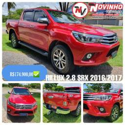 Toyota HIlux Srx 2.8 At 2016/2017