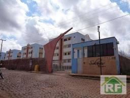 Apartamento com 2 dormitórios para alugar, 48 m² por R$ 730,00 - Uruguai - Teresina/PI