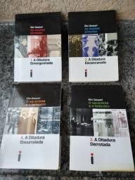 Coleção Livros A Ditadura ? Volume 1, 2, 3 e 4 (Usado)