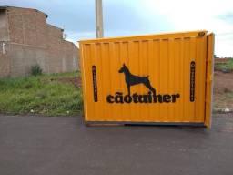 Alugo container para construção civil