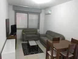 Apartamento 2 dormitórios mobiliado e garagem no Moinhos de Vento