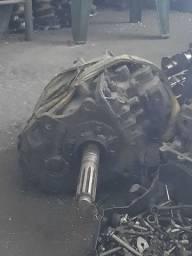 Caixa de marcha e pecas do motor cummis série b 12 170
