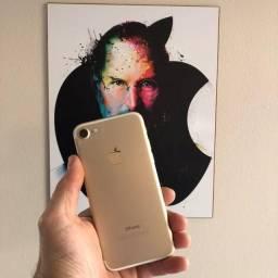 iPhone 7 Gold 128GB Excelente