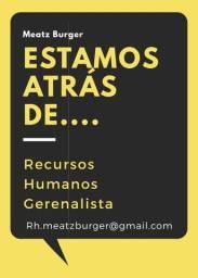 Recursos Humanos Generalista para atuar em Belo Horizonte