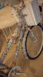 Bicicleta de artesanato