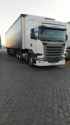 Scania hyghline 2013