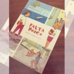 Livro Falta Pouco - Fanny Abramovich