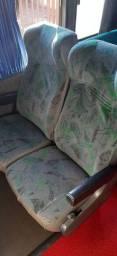 Bancada  de ônibus  paradiso G5