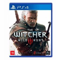 The witcher 3 PS4 (+ cd trilha sonora)