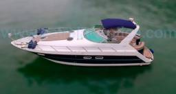 Lancha Chris Craft 38 Barco Iate Ferretti Azimut Intermarine<br><br>