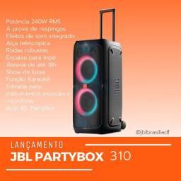 Lançamento!!! JBL PARTYBOX 310