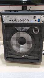 Amplificador de contrabaixo WarmMusic Dbm 15