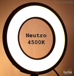 Ring Light Led Bivolt 25w Lunix - Original