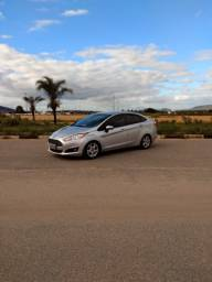 New Fiesta Sedan 2015