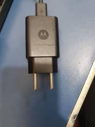 Moto G6 completo (carregador, Fone)