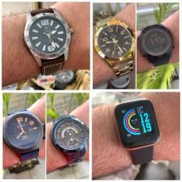 Seleção de relógios top em São Luís. Só chamar e enviamos todos os modelos.
