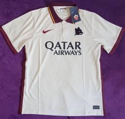 Camisa da Roma 2021 (Disponível: G e GG)