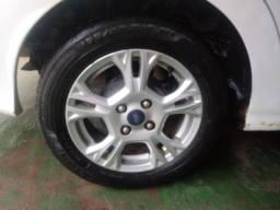 calha de aluminio aro 15 do ford ka