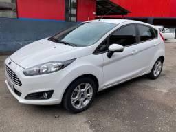 Ford Fiesta Sel 1.6 2017 Branca