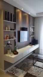 Apartamento com 3 dormitórios à venda, 62 m² por R$ 295.000,00 - Fazendinha - Curitiba/PR